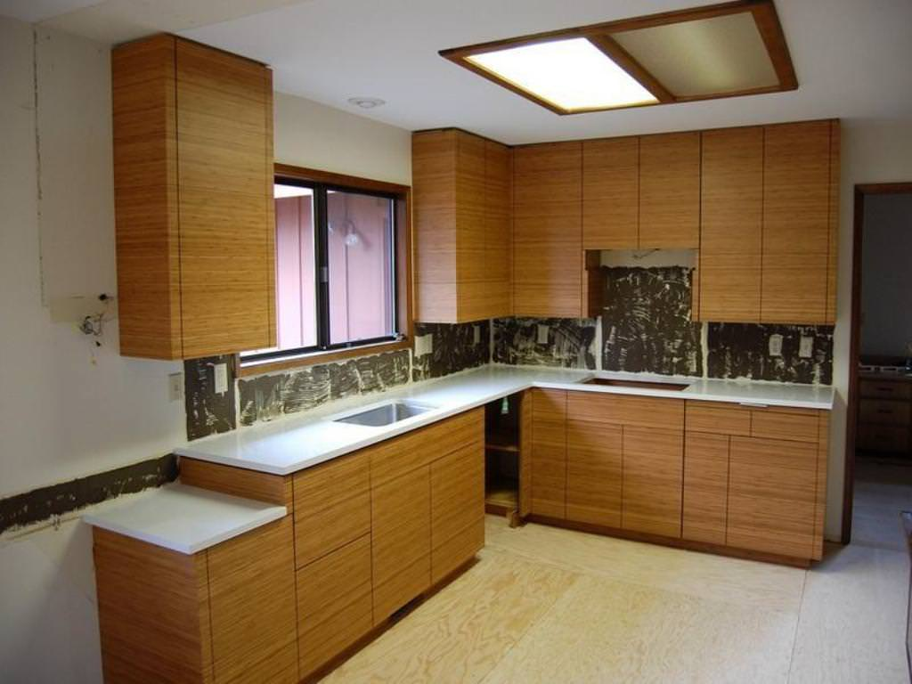 Bamboo Kitchen Cabinets Design — Ideas Roni Young from ...