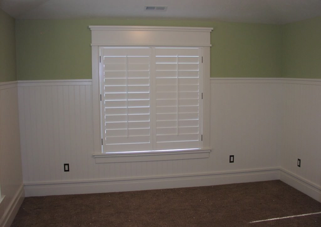Beadboard Accent Wall Ideas Roni Young From Quot Choosing