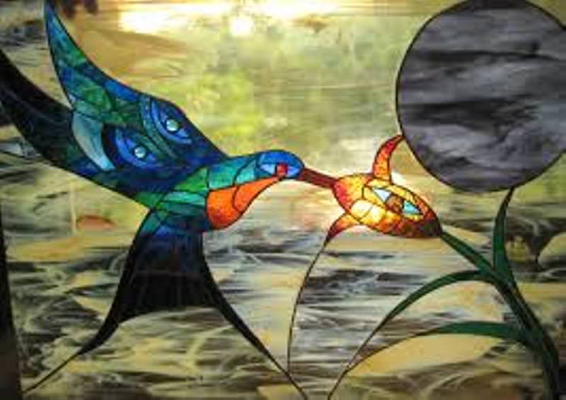 Chantals Stained Glass Ideas Roni Young From Quot Amazing
