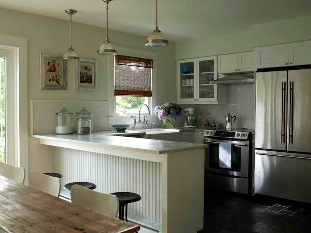 DIY Beadboard Kitchen Cabinets — Ideas Roni Young from ...
