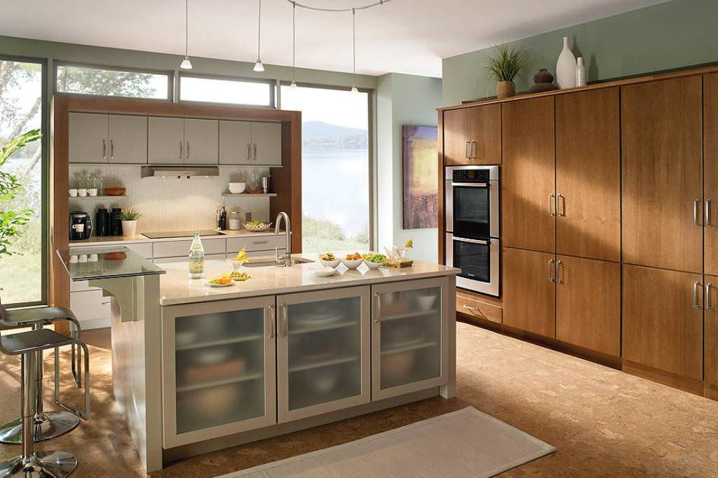 Frameless European Style Kitchen Cabinets — Ideas Roni Young ...