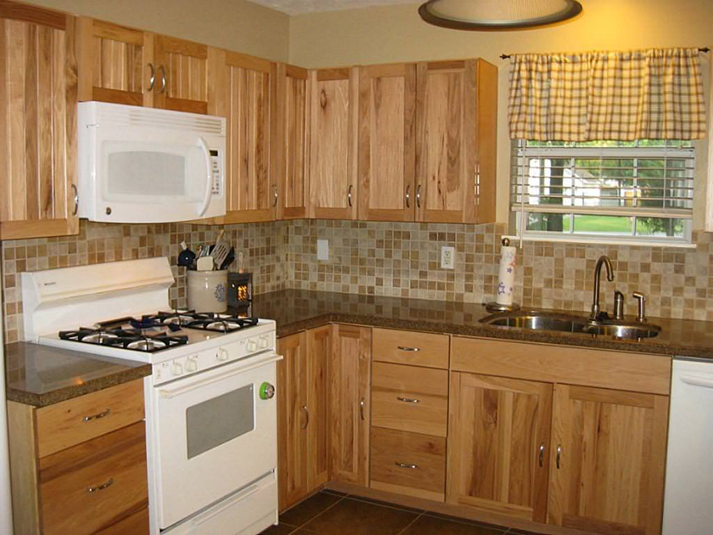 Bkhc50 Breathtaking Kitchen Hickory Cabinets Today 2020 10 30 Download Here