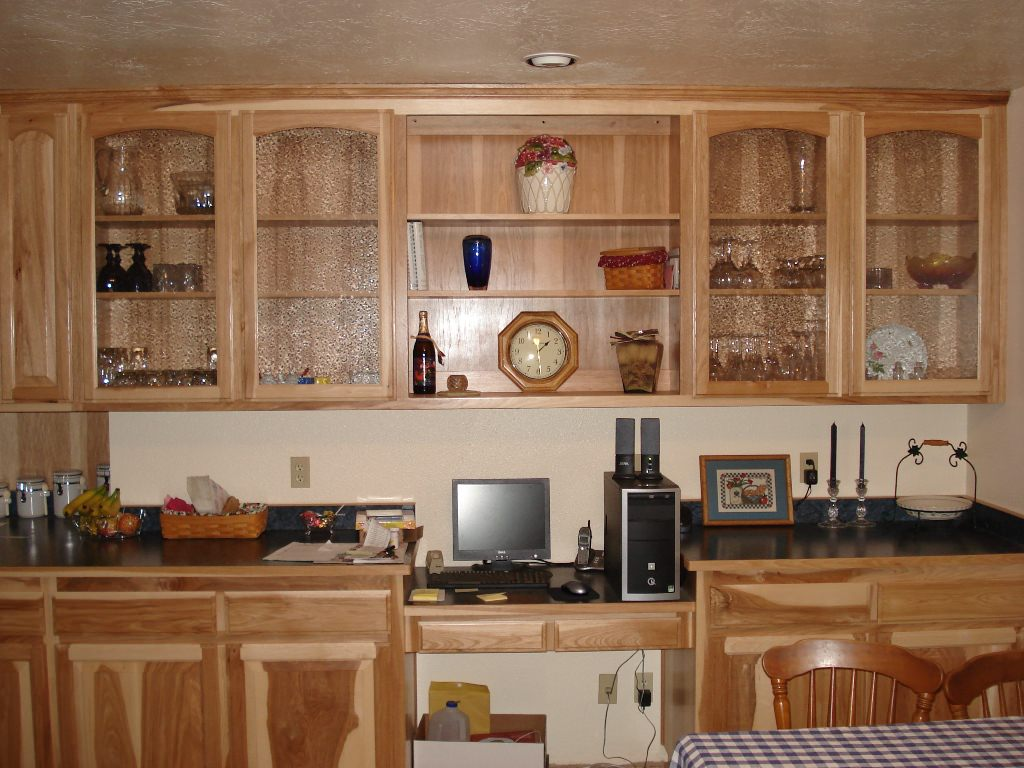 Knotty Hickory Kitchen Cabinets Ideas Roni Young From