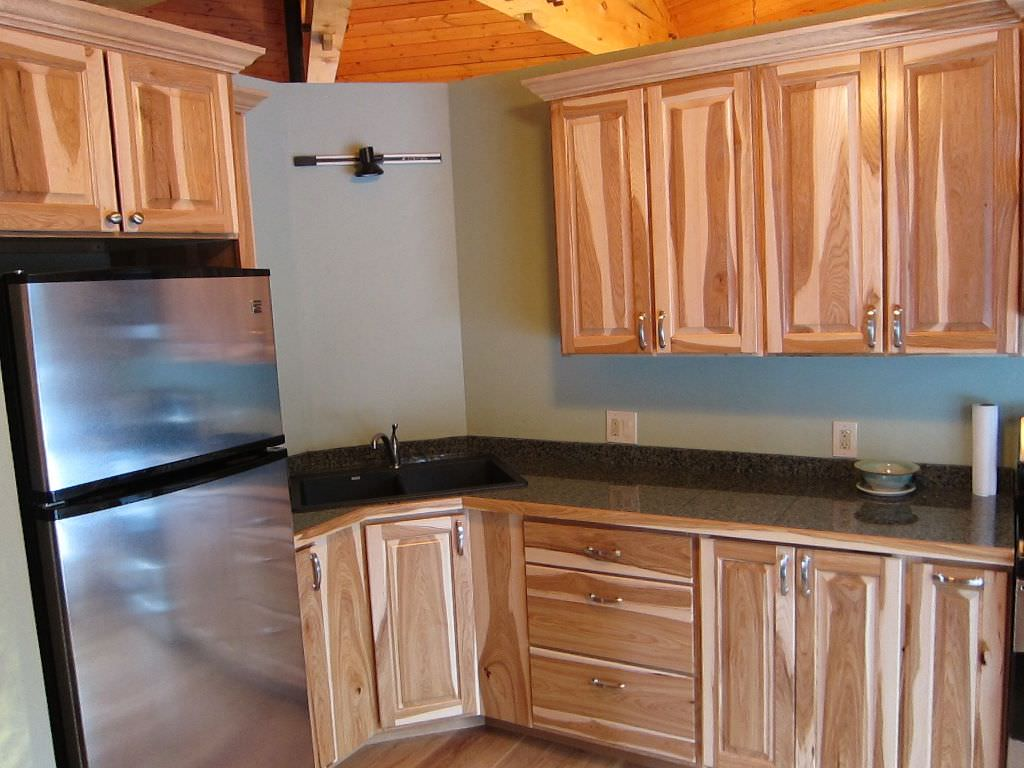 KraftMaid Hickory Kitchen Cabinets — Home Roni Young ...