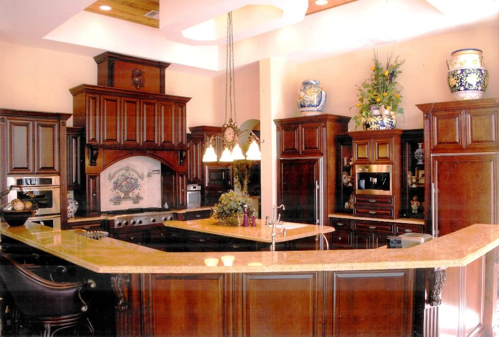 Mahogany Wood Kitchen Cabinets Ideas Roni Young The