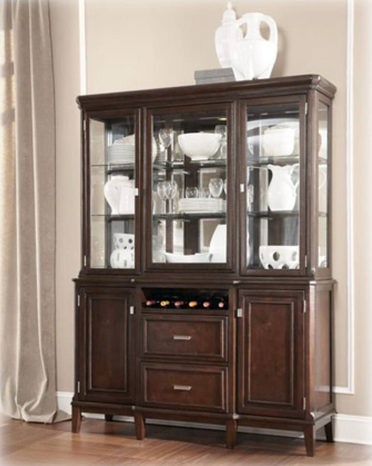 "narrow hutch for dining room | Narrow Dining Room Hutch — Ideas Roni Young from ""The Best ..."