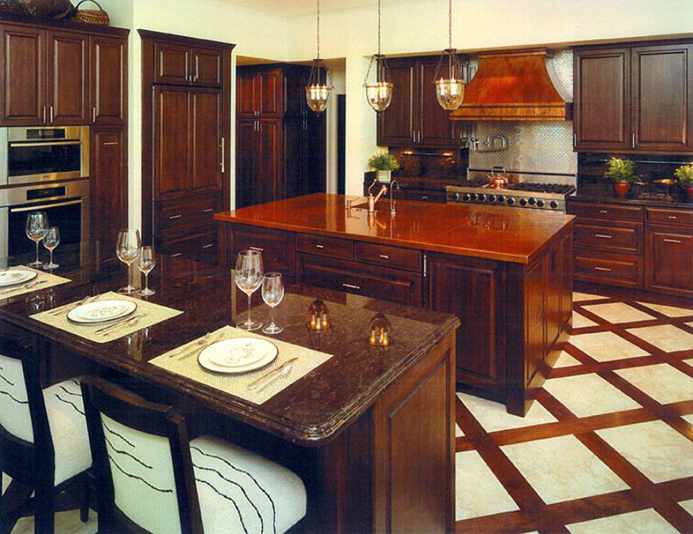 Teak Kitchen Cabinets — Ideas Roni Young : The Amazing ...