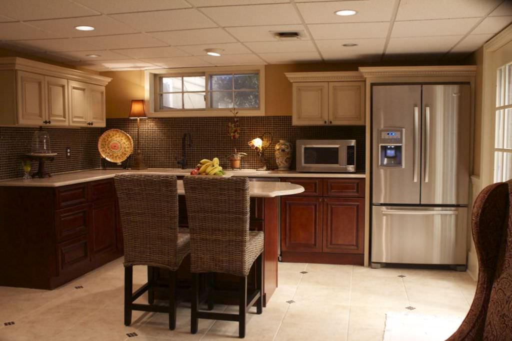 Unfinished RTA Kitchen Cabinets — Ideas Roni Young : The ...