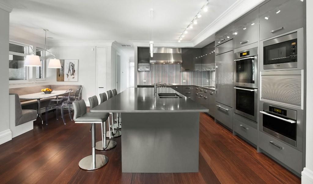 White Kitchen Cabinets Black Appliances Ideas Roni Young