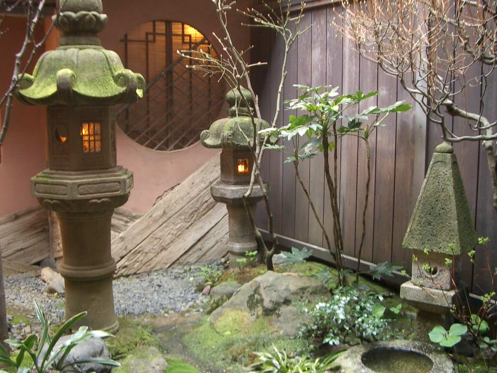 Japanese Garden Lanterns Ideas Roni Young From