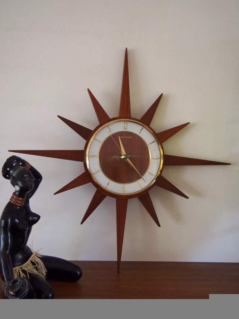Metamec Clock — Ideas Roni Young : Adorable Vintage