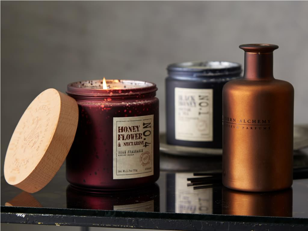 Modern Alchemy Paint Can Candles — Ideas Roni Young from ...