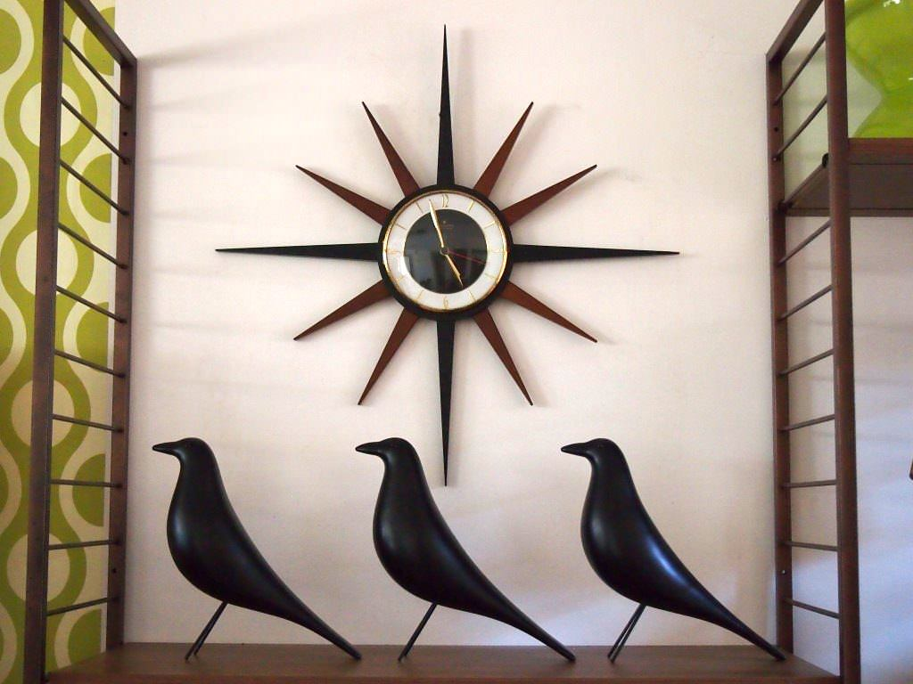 Vintage Starburst Clocks Style Ideas Roni Young From