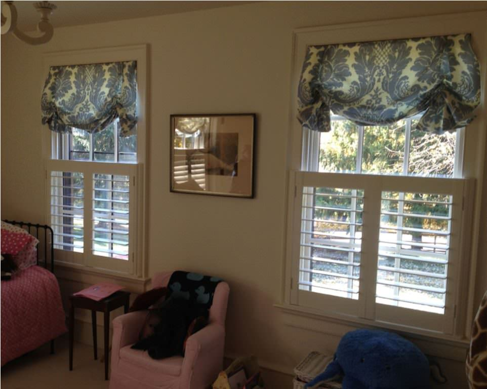 Custom Tulip Roman Shades Ideas Roni Young From Quot The