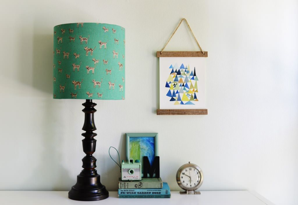 "Lamp Shade Diy Kit — Ideas Roni Young from ""The Useful ..."