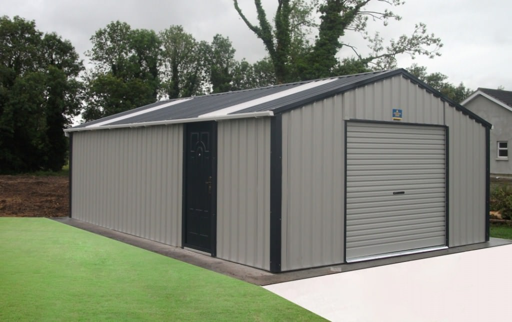 Steel Garage Kits Ideas Roni Young From Quot The Awesome Of