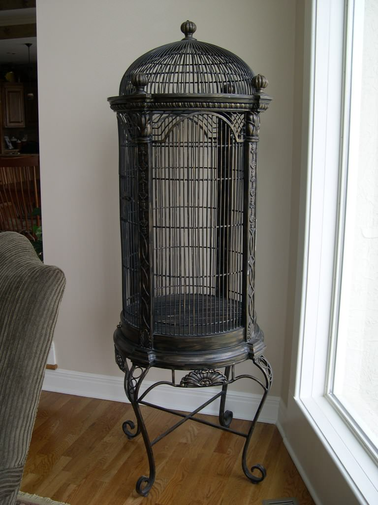Corner Bird Cage Design Ideas Roni Young From Quot The