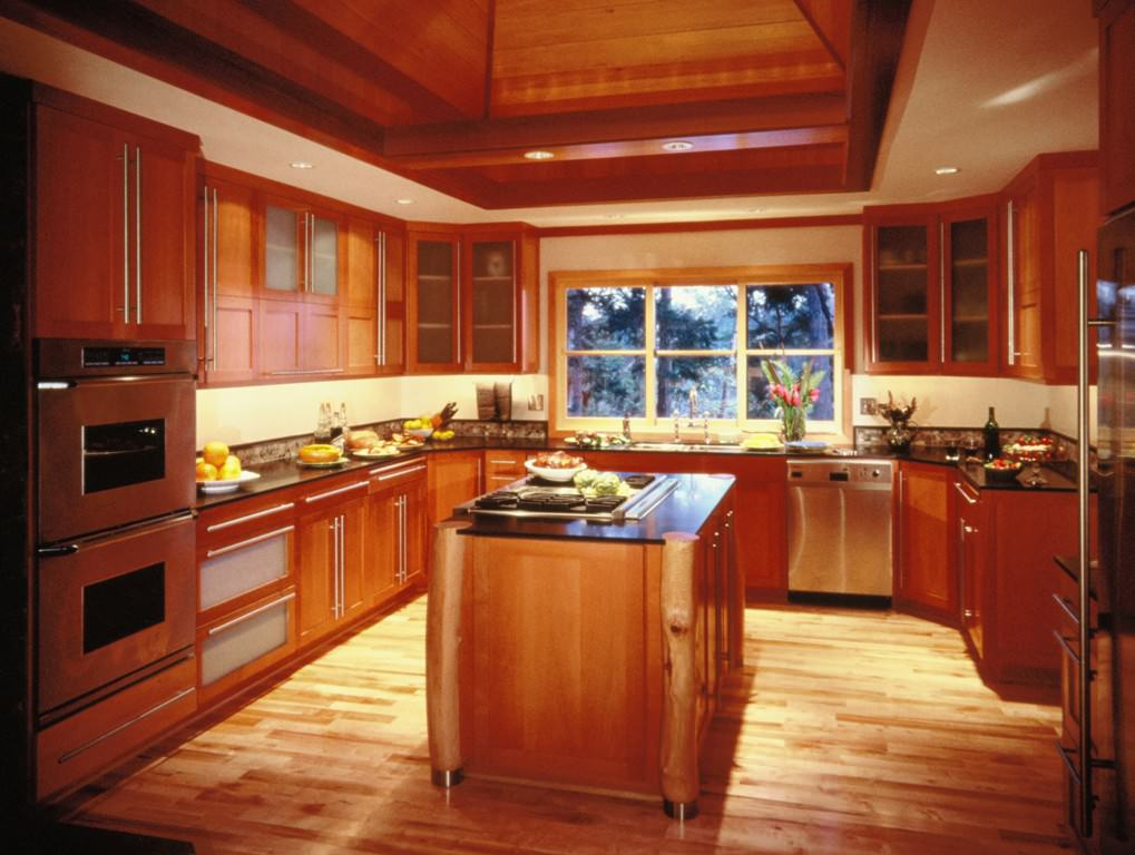 Teak Kitchen Cupboards Designs — Ideas Roni Young from ...