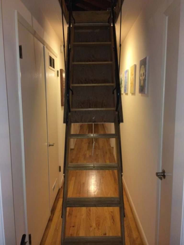 Hidden Staircase And Ladder Ideas Roni Young From Quot The