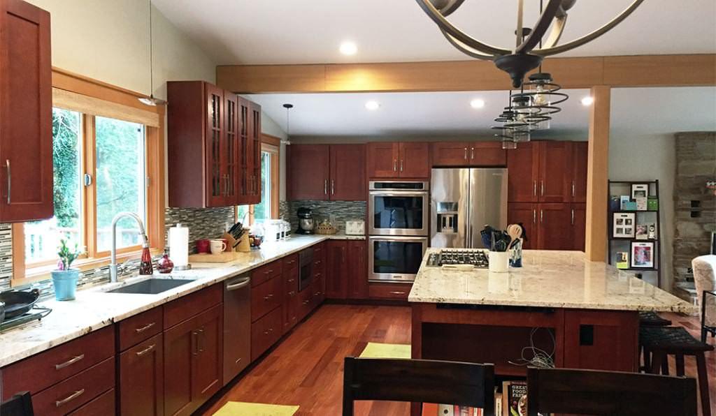 Unfinished Shaker Style Kitchen Cabinets — Ideas Roni ...