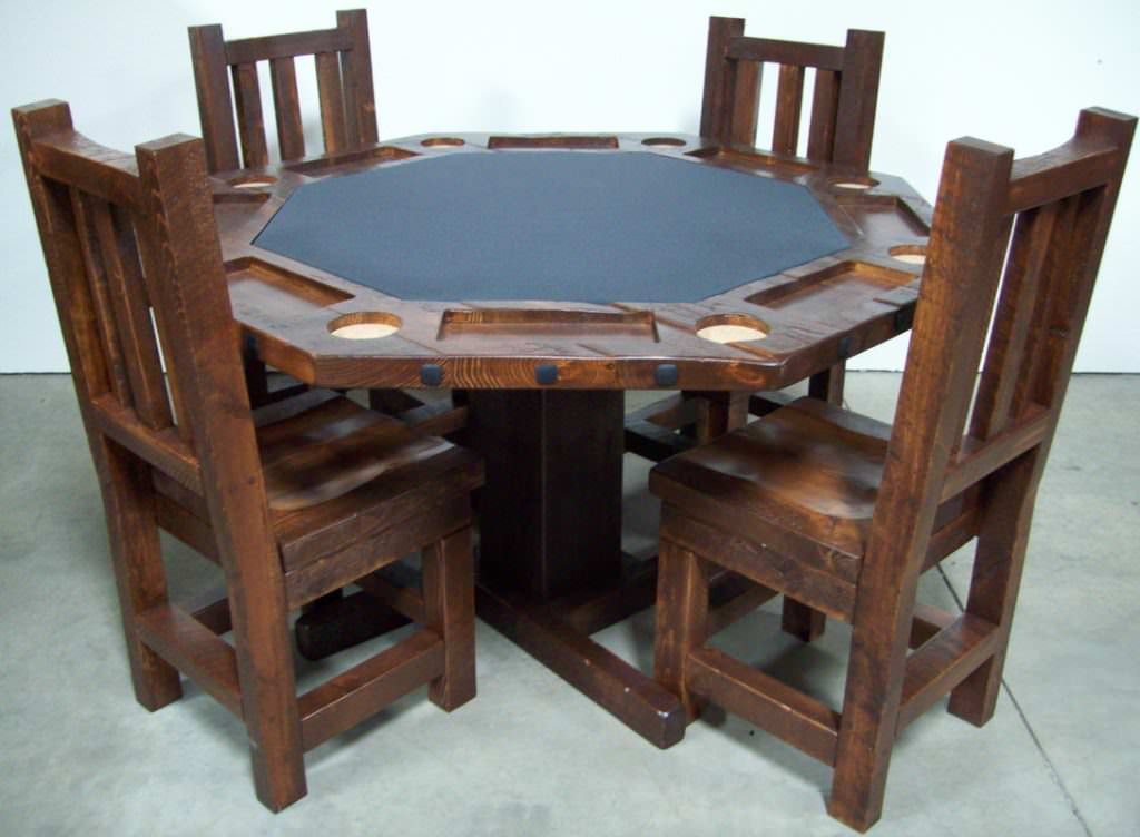 Barn Wood Poker Tables Ideas Roni Young From Quot The Unique Characteristic Of Barn Wood Table