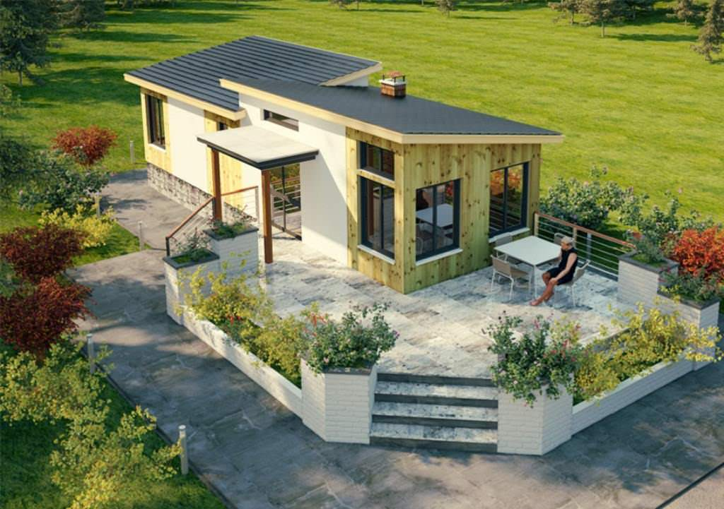 Swell Prefab Tiny House Kit Idea Ideas Roni Young The Best Home Interior And Landscaping Palasignezvosmurscom