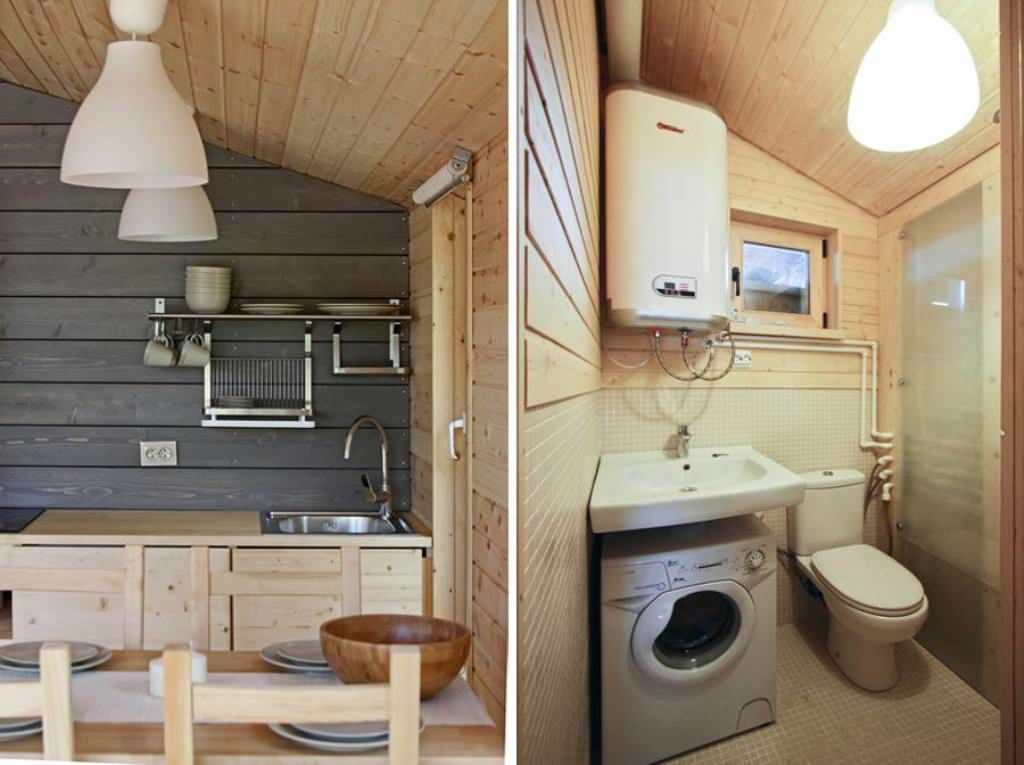 Tiny House Bathroom And Kitchen Ideas — Ideas Roni Young ...