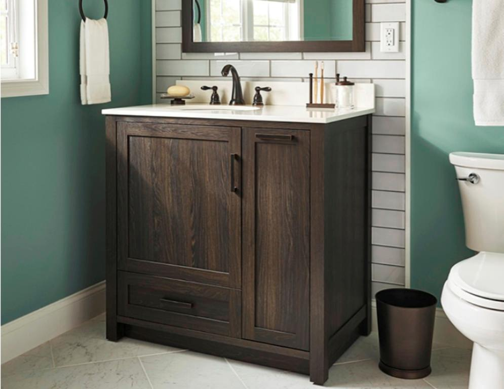 Lowes Bathroom Vanity 36 Inch — Ideas Roni Young from ...