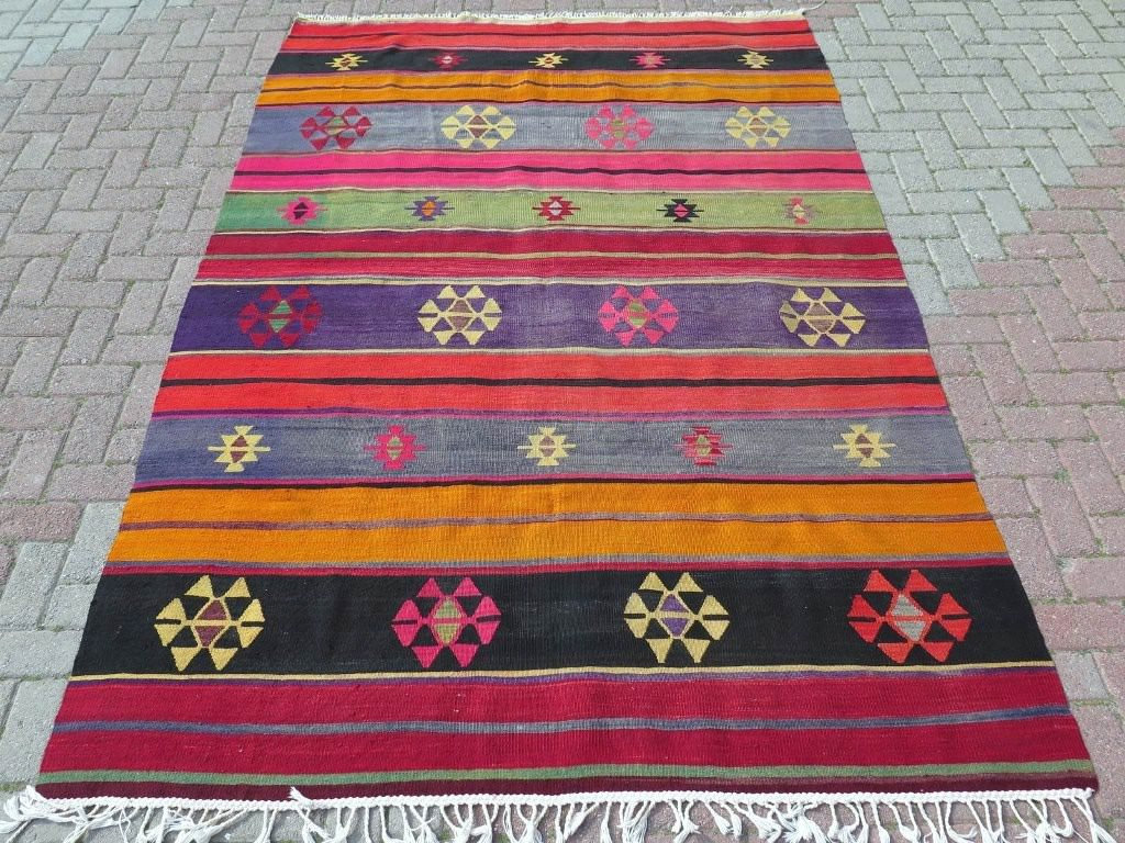 Turkish Kilim Rugs Style Ideas Roni Young From Quot Getting