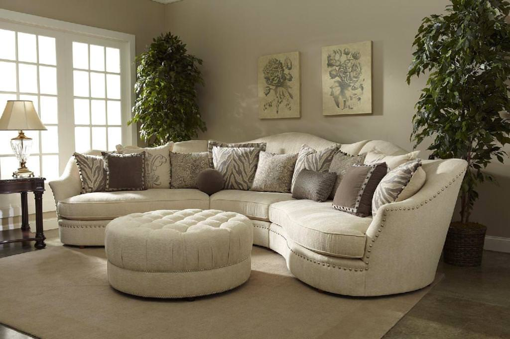 Curved Sectional Sofa Plans — Ideas Roni Young from ...